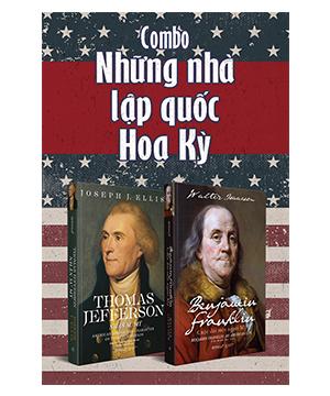 Combo Những nhà lập quốc Hoa Kỳ
