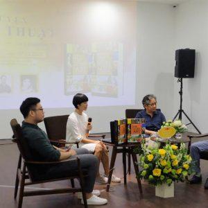 Ông Vũ Trọng Đại - Giám đốc Công ty Sách Omega Việt Nam cho biết, dòng sách về nghệ thuật là trọng tâm phát triển của đơn vị này thời gian tới